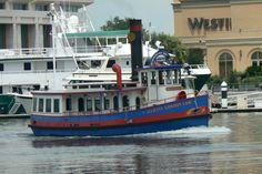 savannah Georgia tug boat   Candis Nestor 2010