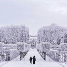 Tsarskoe Selo, Saint-Petersburg