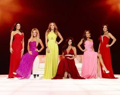 More Photos - Real Housewives of New Jersey Season Six Cast