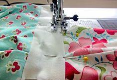 free apron pattern from Moda