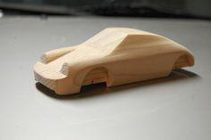 Steve Lodefink's pinewood racer bodies – Boing Boing