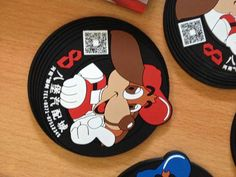 Custom PVC rubber coasters. Ships worldwide anywhere. Email sales@luscangroup.com for a quote. Coasters, Promotion, Ships, Quote, Products, Quotation, Boats, Ship, Qoutes