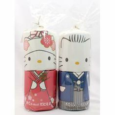 Hello Kitty Toilet Paper -- Japanese Wedding Style -- Makes a great favor! Very practical! LOL!