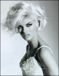 "Linda Evangelista, born May 10, 1965, is a Canadian model. She has been featured on over 600 magazine covers. Evangelista is mostly known for being the longtime muse of photographer Steven Meisel, as well as coining the phrase ""We don't wake up for less than $10,000 a day."