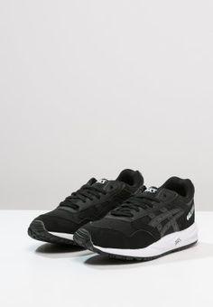 ASICS - GEL SAGA - Sneakers - black