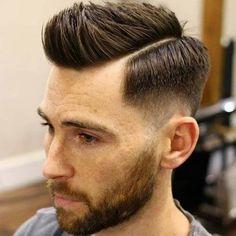 50 de punta Peinados para Hombres #peinados #PeinadosparaHombres #Spiky