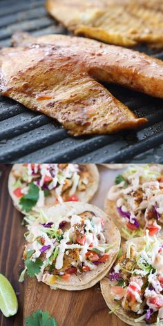 Best Fish Recipes, Easy Healthy Recipes, Mexican Food Recipes, Easy Meals, Easy Weeknight Meals, Easy Dinner Recipes, Healthy Grilling, Grilling Recipes, Cooking Recipes