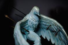 James Jean 'Washizu' Sculpture + AMAZING T-ShirtAvailable - PostersandPrints - A Street Art Graffiti Blog - The Best Art Blog Limited Edition Screen Prints Street Art And Graffiti...