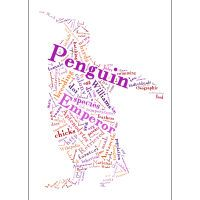 So neat to do this using mickey head and words associated with Disney! or in shape of an apple for teacher. Wow, this is way better than Wordle! Spanish Teacher, Spanish Classroom, Teaching Spanish, Penguin Tattoo, Penguin Art, Spanish Projects, Projects For Kids, Class Activities, Classroom Activities