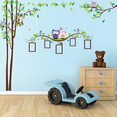 Cool Buntes Wandtattoo Baustelle Wandtattoo Kinderzimmer Pinterest Room