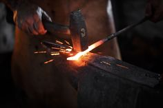 Humans have practiced metal working for centuries, perfecting techniques depending on the type of metal being worked. | inoxstyle.com