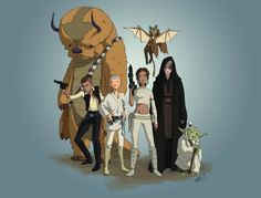 Avatar Wars! Totally awesome, I think Aang and Sokka should swap characters though.