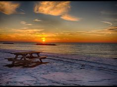 My home city. Erie Pa. Presque Isle State Park.
