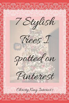 This year my tree really needs to be replaced. With some help from my teenagers last year my tree is a bit flat on one side. As they were wrestling around in the living room last year my tree was smashed by my teens and  now has several of the branches bend downward.  I probably should have just thrown it in the trash last year when I took it down. However, I am on a budget so I instead put it back in the storage building. Now I am on a mission to either try and make the old bent tree work…