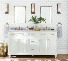 Modern Home Decor Ideas – Brass and Silver  Sconces