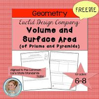 Volume and Surface Area of Prisms and Pyramids Discovery Worksheet Geometry Triangles, Math 8, Right Triangle, Pythagorean Theorem, Higher Order Thinking, India School, Common Core Math, Math Resources, Algebra