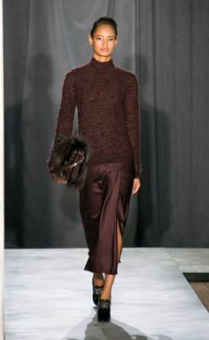 Jason Wu - Fall-Winter 2014-2015 New York Fashion Week