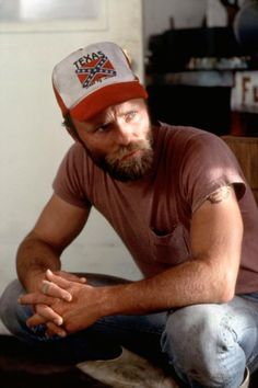 The stunning Ed Harris...just gets better with age. Damn you, Amy Madigan!