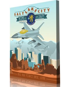 Share Squadron Posters for a 10% off coupon! Hill AFB F-16, 367 TRSS Griffin #http://www.pinterest.com/squadronposters/