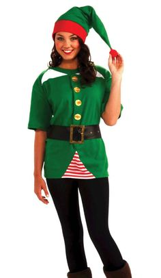 Picture of Jolly Elf Costume    Elf Duty