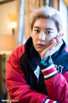 Naver x dispatch update with exo chanyeol Park Chanyeol Exo, Kyungsoo, Exo Chanbaek, Chansoo, Exo Kai, K Pop, Boruto, Xiuchen, Boy Groups