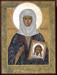 a biography of julian of norwich Historian david ross visits the shrine of julian of norwich, with a history of the church and shrine, photos, and a biography of julian we're passionate about history.