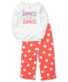 Carter's Kids Pajamas, Girls or Little Girls 2-Piece PJs