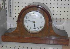 antique tambour mantel clocks - mackey's antique clock repair parkersburg wv