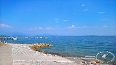Textures Italy garda lake landascape 18317 | Textures - BACKGROUNDS & LANDSCAPES - NATURE - Lakes | Sketchuptexture