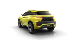 Mitusbishi: novedades y concepts en el Tokyo Motor Show 2015 - Autofácil