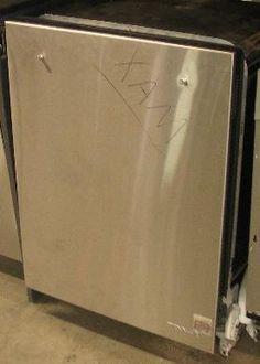 #633 Jenn-Air Stainless Steel Top Control Dishwasher - JDB3600AWS $775