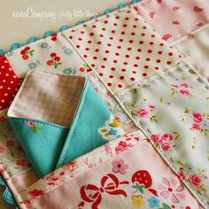playtime placemat by nanaCompany, via Flickr