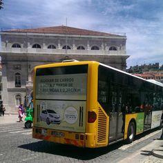 Mercedes Citaro Lisbon Bus