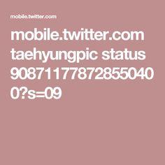 mobile.twitter.com taehyungpic status 908711778728550400?s=09