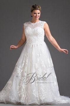 Anastasia Wedding Gown MB1818