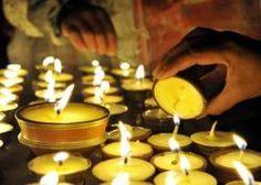 Tibet Lotus Lantern Festival in Tibetan Lunar Calender. #Tibetculture