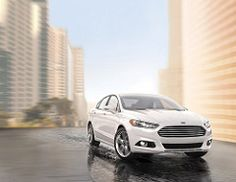 Do you dare to compare the Ford Fusion to the biggest competitors on the market?