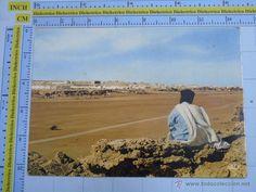 Postales: POSTAL DEL PROTECTORADO. SAHARA ESPAÑOL. EL AAIUN, VISTA GENERAL. 290 - Foto 1 - 54018937