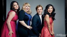 Lauren Ash, Rebel Wilson, Kevin Bishop, and Liza Lapira in 'Super Fun Night'