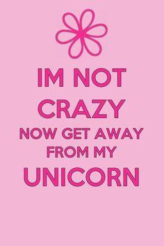 Get back from Princess the Unicorn #judgingyoutheunicornhater