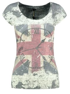 KEY LARGO Damen T-Shirt.