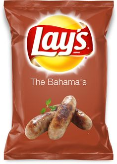 Would you eat Spicy Ahi Tuna with Ginger flavored Lay's? Lays Chips Flavors, Potato Chip Flavors, Lays Potato Chips, Sausage Dip, Homemade Lasagna, Italian Spices, Smoked Ribs, Smoked Sausages, Pepper Steak