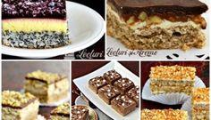 Cele mai bune rețete de prăjituri pentru masa de Paște Romanian Desserts, Romanian Food, Romanian Recipes, My Recipes, Tiramisu, Rome, Caramel, Sweet Treats, Easter