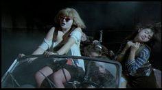 The cruising girl gang in City of Women