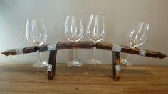 Glass Holder $75.00 Glass Holders, Flute, Barrel, Wine, Tableware, Home Decor, Dinnerware, Decoration Home, Barrel Roll
