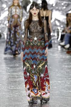 Mary Katrantzou, A-H 16/17 - L'officiel de la mode