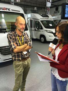 Backstage intervista a Daniele Ceccotti - Camperbusiness