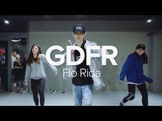 GDFR - Flo Rida / Bongyoung Park Choreography - YouTube