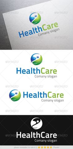 Health Care Logo — Vector EPS #clean #corporate • Available here → https://graphicriver.net/item/health-care-logo/5904816?ref=pxcr