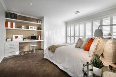 Diseño de casa moderna de dos pisos, fachada e interiores | Construye Hogar